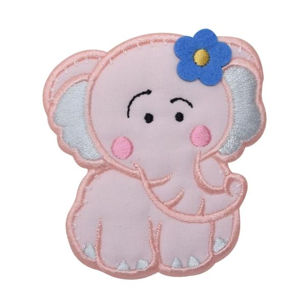 Puffy Childrens Pink Elephant