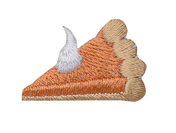 Pumpkin Pie Facing Left