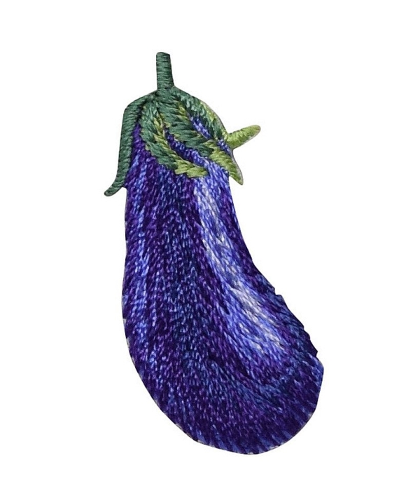 Purple Eggplant Vegetable