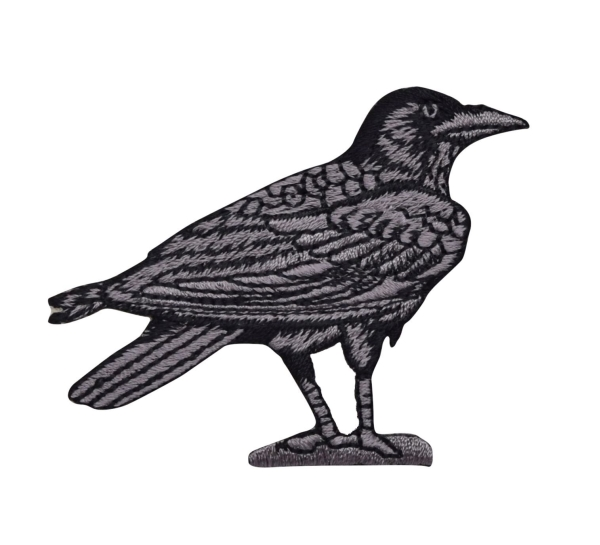 Raven - Facing Right