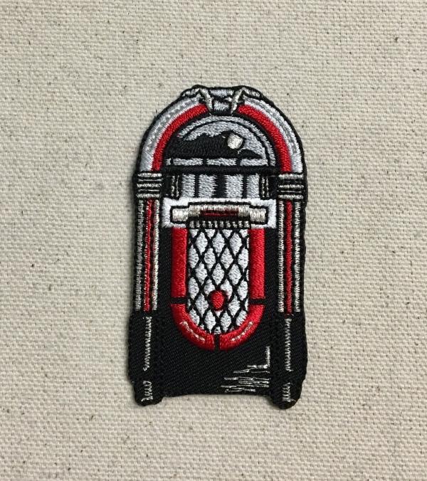 Jukebox - Red/Black