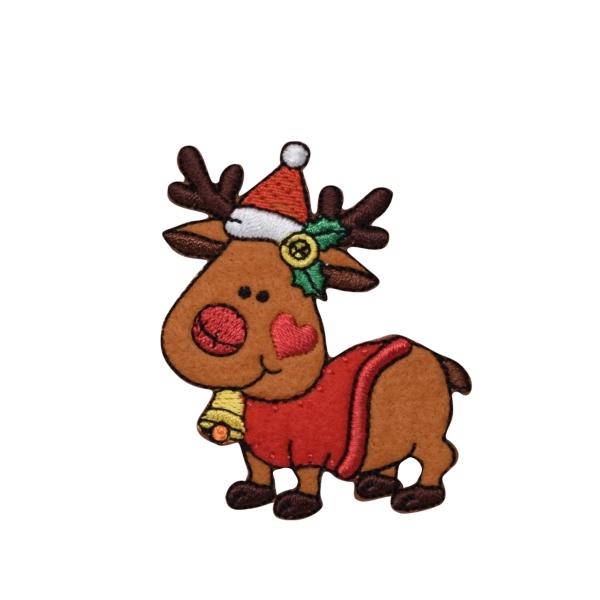 Reindeer - Santa Hat