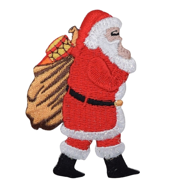 Santa - Walking Right