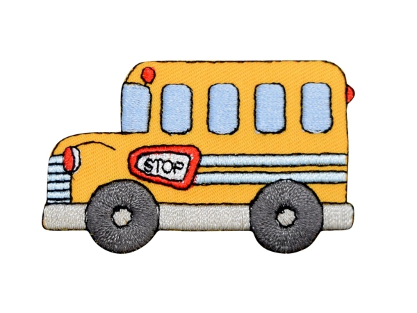 Childrens Yellow School Bus