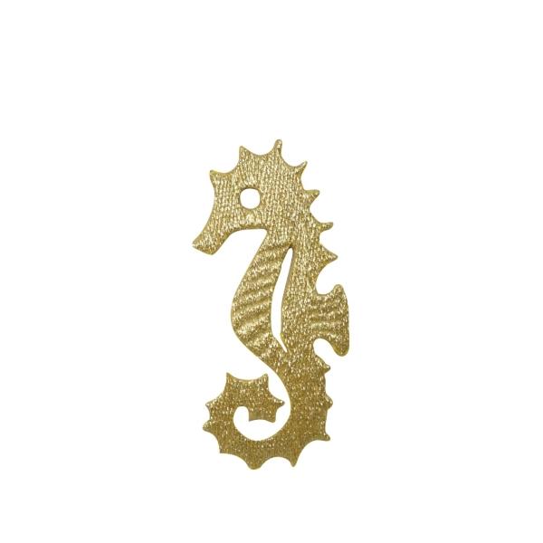 Gold Seahorse