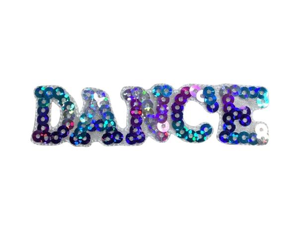 Sequin Dance Word