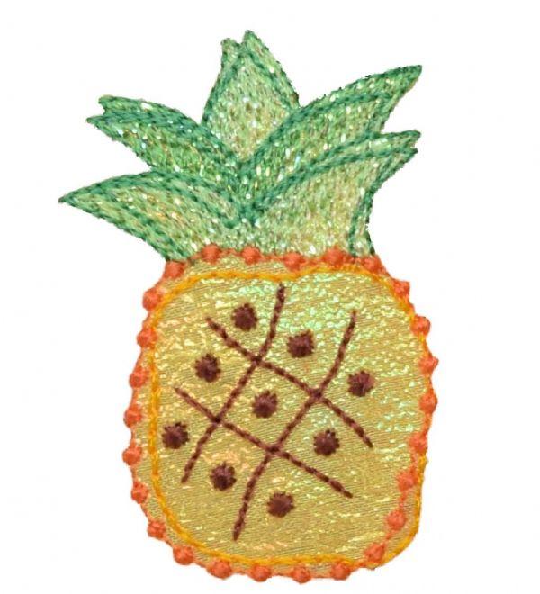 Shimmery Pineapple Fruit