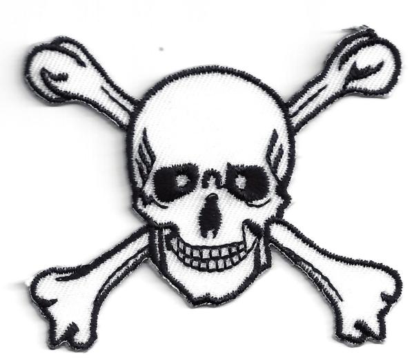 Large Skull/Crossbones