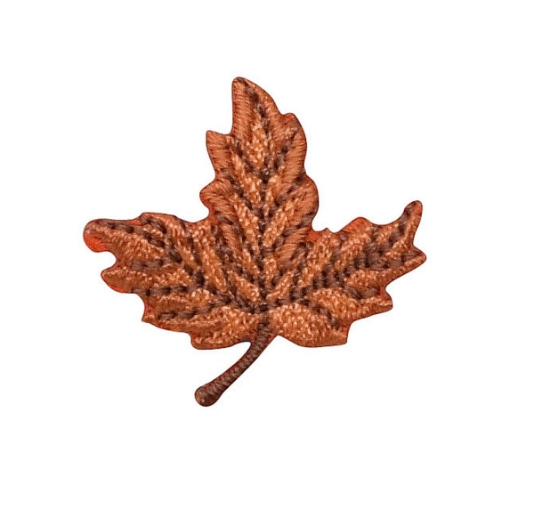 Small Brown Leaf