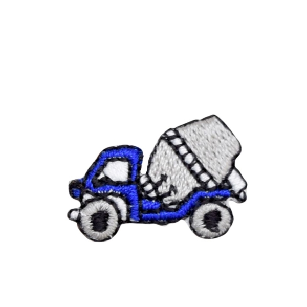 Small Concrete Mixer Dump Truck