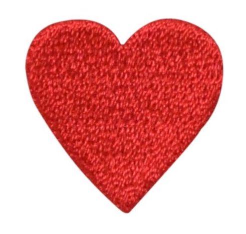 Red Valentine Suit Heart