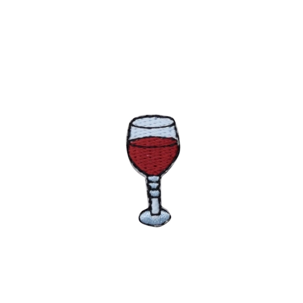 Small Red Wine Glass