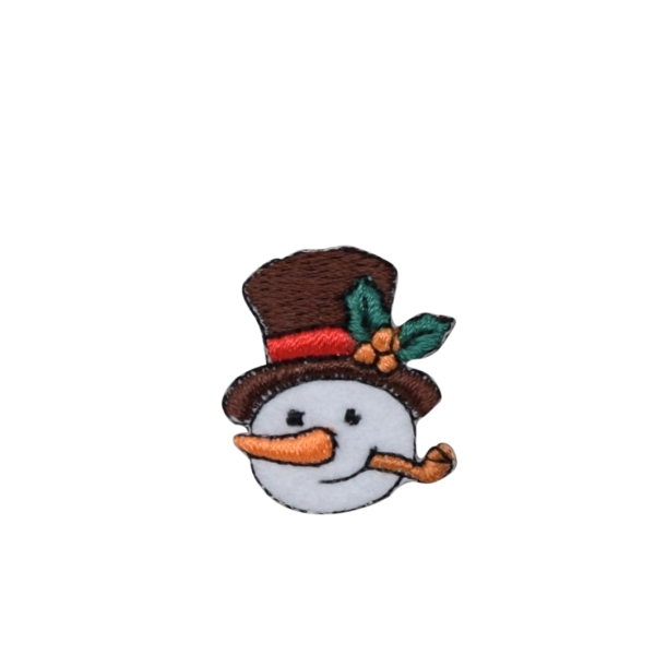 Snowman Face/Pipe