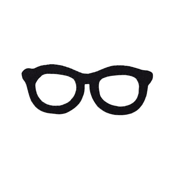 Black Eye Glasses/Spectacles