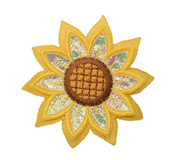 Yellow Layered Sunflower