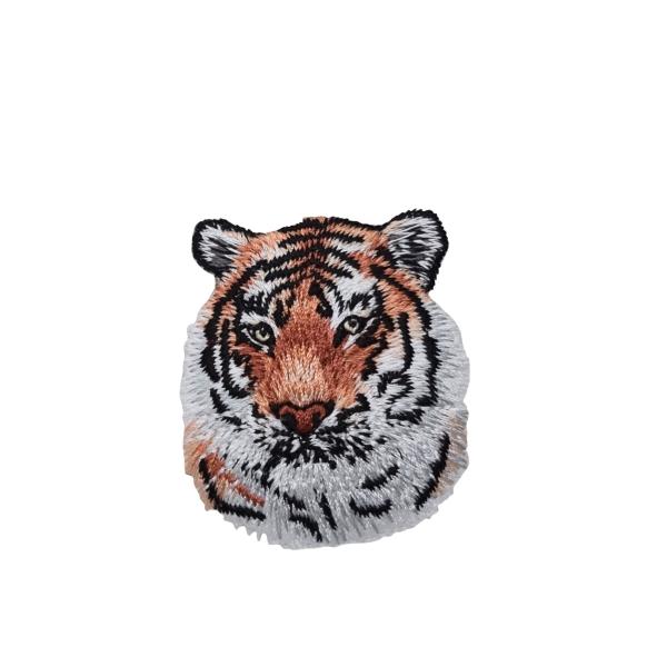 Natural Tiger Head