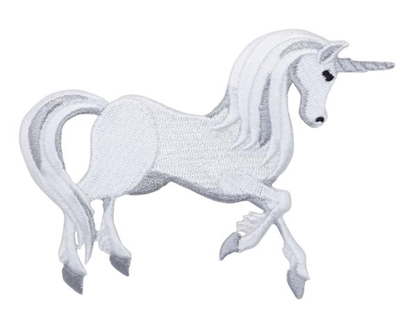 White/Gray Unicorn - Magical Creature