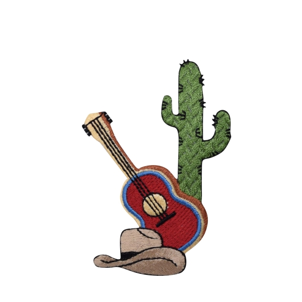 Western Guitar/Hat
