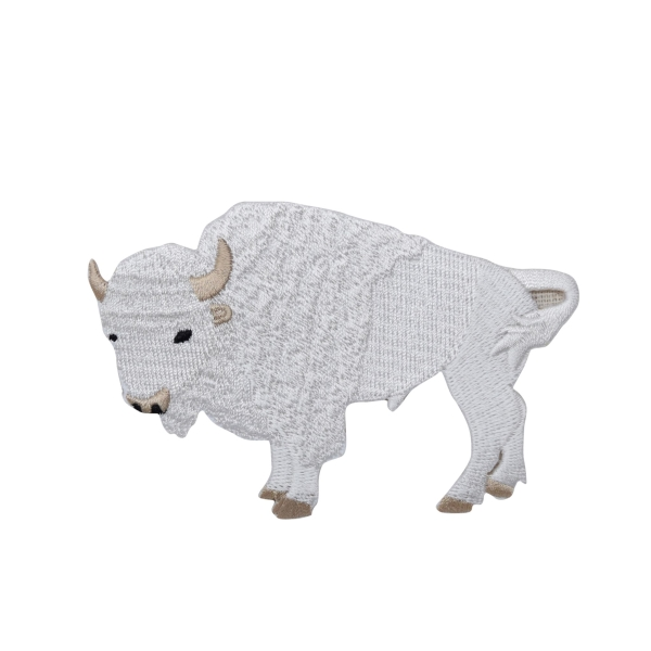 White Buffalo American Bison