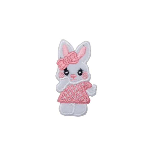White Girl Bunny