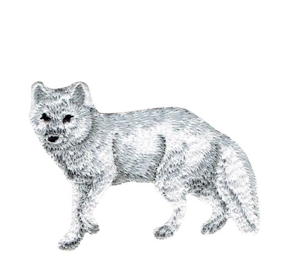 Natural Arctic Fox