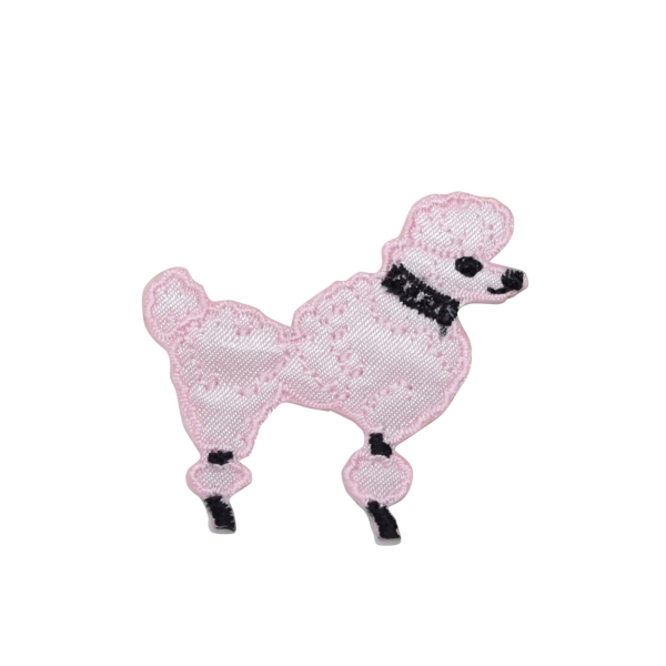 Pink Poodle - XS - Facing Right