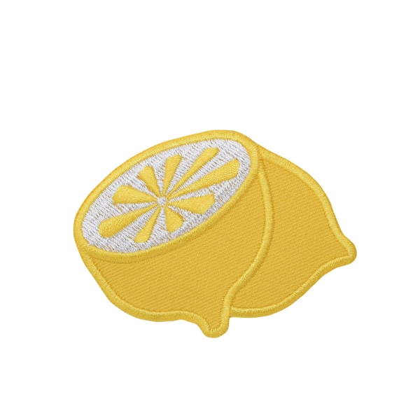Yellow Lemon Half