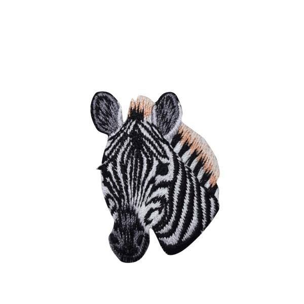 Natural Zebra Head