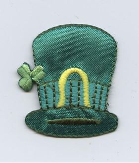 St. Patricks Day Large Hat