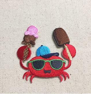 Crab - Ice Cream
