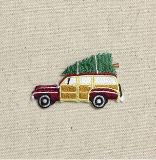 Christmas Woodie