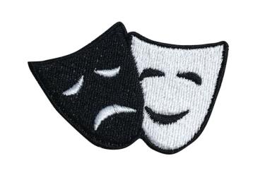 Comedy/Tragedy Mask