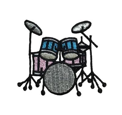 Drum Kit - Pink/Turquoise