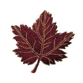Maple Leaf - Burgundy