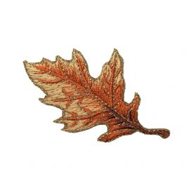 Oak Leaf - Brown/Tan