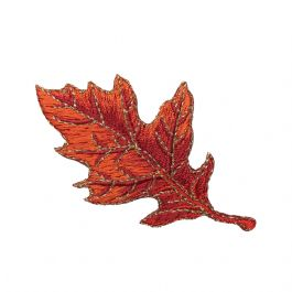 Oak Leaf - Orange