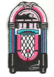 Jukebox - Pink/Turquoise