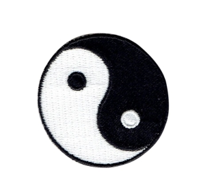 Large Yin and Yang - Chinese Symbol