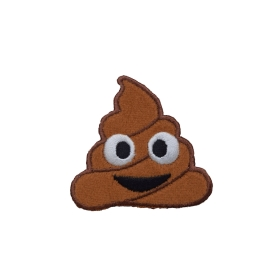 Large - Emoji Poo