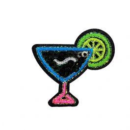 Black Sequin Margarita