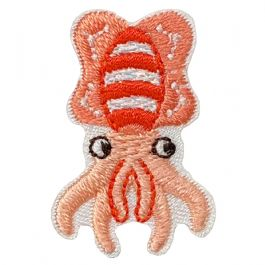 Pink Squid