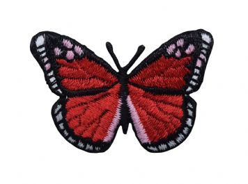 Red/Black Butterfly 2