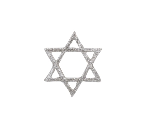 Star of David - S Silver