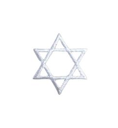 Star of David - S White