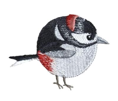 Chubby Woodpecker