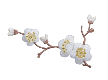 White Cherry Blossom - Left
