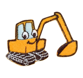 Childrens Backhoe Truck Digger