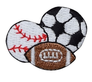 3 Sports balls