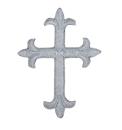 Charcoal Religious Cross