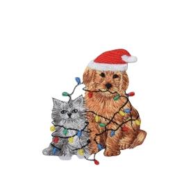 Christmas Puppy/Kitten